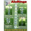 EANTENNA ALURING 40 mm 1-37/64in